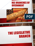 branches of government - 2018-19