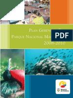 Plan Gerencial Del Parque Nacional Machalilla