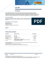 TDS 2920 Penguard Express ZP Esp ES