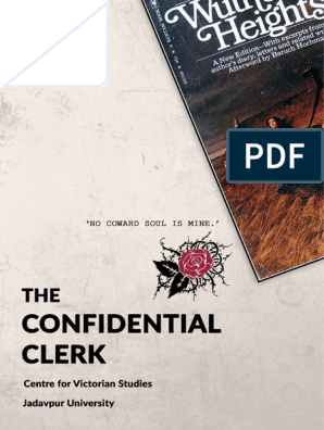 the confidential clerk vol wuthering heights