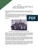 Scmith, Carl. Datos bio. y obra historiográfico fil.