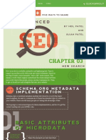 New Search - The Advanced Guide to SEO