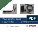 Bosch Bougie d/'allumage zuendkerze Spark Plug Iridium 0 242 240 652