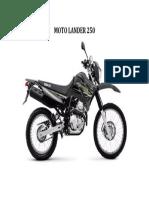 Moto Lander 250