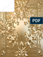 Jay-Z and Kanye West, Watch the Throne (Digital Booklet)