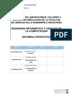 Guías de Práctica Sistemas Operativos