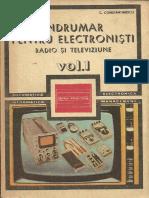 Ed. Tehnica - Indrumar pentru electronisti. Radio si TV (1).pdf
