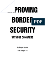 Improving Border Security Without Congress