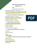 CUESTIONARIO-FARMACOLOGIA