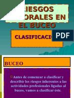 2º CLASIFICACIÓN RIESGOS LABORALES BUCEO corregido.ppt