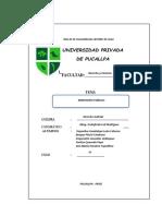 Monografia Del Ministerio Público