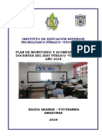 Plan Monit y Acompañ a Docentes  IESTPU 2018.docx