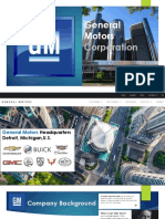 Case Study of General Motors Using SPADE