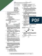 Examen 3 Quimica y Genetica