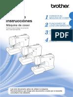 Manual Maquina de Coser Brothers