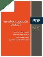 PEI Clinica Corazón de Jesús