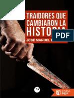 Traidores Que Cambiaron La Hist - j