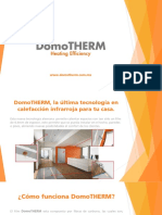 Presentación DomoTherm