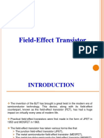 FET and MOSFET