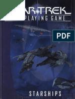Star Trek RPG (Decipher) - Book 4 - Starships