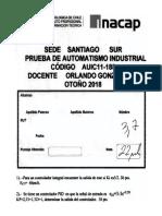 prueba 2  Automatismo Industrial