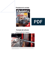 Revista Quality Magazine