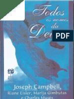 Todos Os Nomes Da Deusa - Joseph Campbell