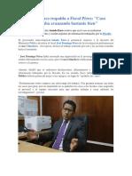 Procurador Enco Respalda a Fiscal Pérez