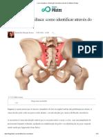 Como Identificar a Disfunção Sacroilíaca Através Do Método Pilates