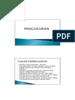 Slide Print Alat Ukur