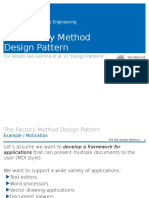 Factory Method and Abstract Factory Design Pattern