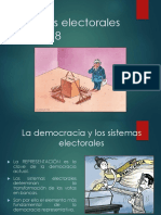 Sistemas Electorales