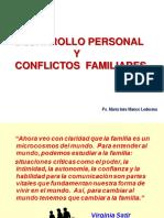 MODULO 7 Desarrollo Personal y Conflictos Familiares