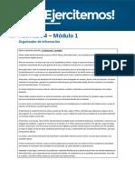 Sociedades Siglo XXI API 1 Resuelta
