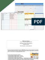 2015 Calendar Linear V1.0