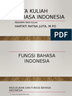 1. Kedudukan Dan Fungsi Bahasa Indonesia-1
