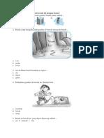 Soal IPA Kelas 2 Bab 3 – Benda Padat Dan Cair