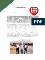 Historia de Fe y Alegria en El Peru