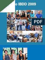 Relatorio IBDD 2009-Site