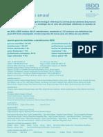 relatorio IBDD 2015