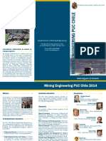 10 Mejores Trabajos Investigacion Tecnologia Minera