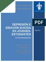 Depresión e ideación suicida en jóvenes estudiantes
