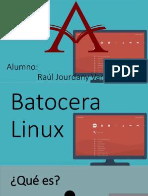Batocera PC