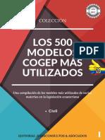 500 modelos COGEp