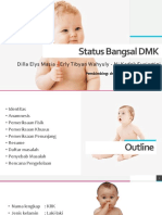 Status Bangsal DMK (Kurang Planning)