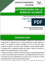 Implementación de Un Sistema Automatizado en La Bodega