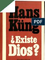 Hans Kung - Existe Dios