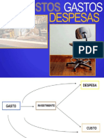 1 - Custos,Despesas,Dre e Balanco