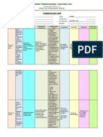 Curriculum Map 2018