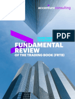 Accenture Fundamental Review of the Trading Book Theory to Action